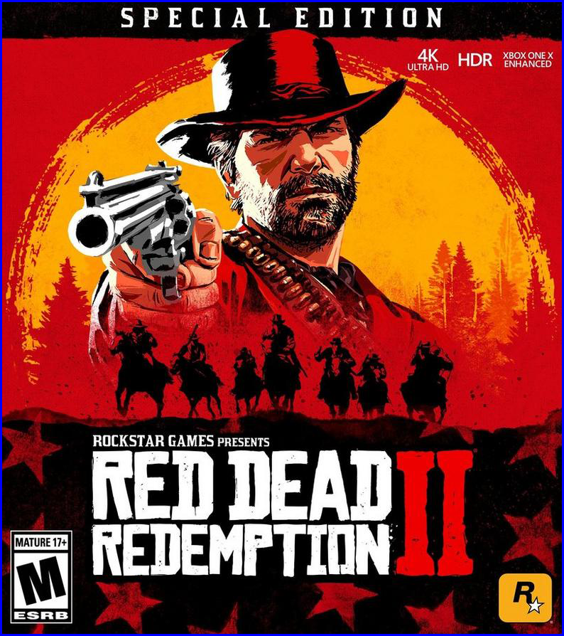 Red Dead Redemption 2 Special Edition Epic Games