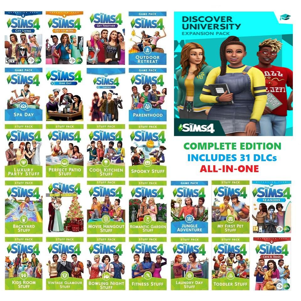 Odvojeno Opustiti Se Soprano Sims 4 Packs All Herbandedi Org