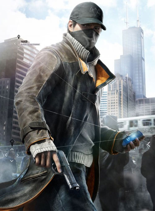 Watch dogs - XBOX 360 shared account