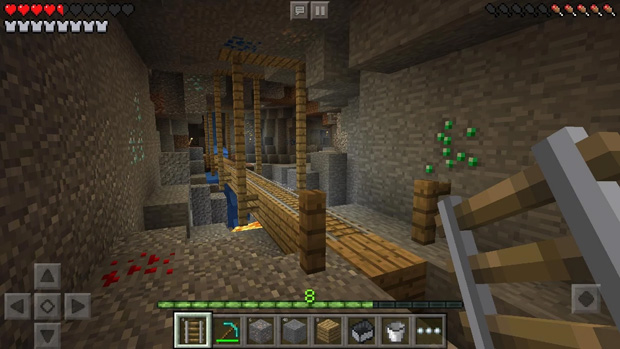 Minecraft Mobile skins and texture 1.2.13.5