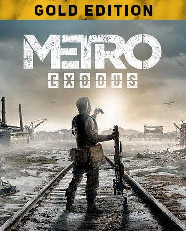 METRO EXODUS GOLD EDITION (EPIC LAUNCHER) + GUARANTEE 2019