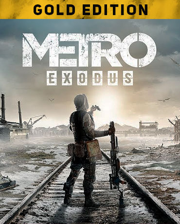 METRO EXODUS GOLD EDITION (EPIC LAUNCHER) + GUARANTEE 2019