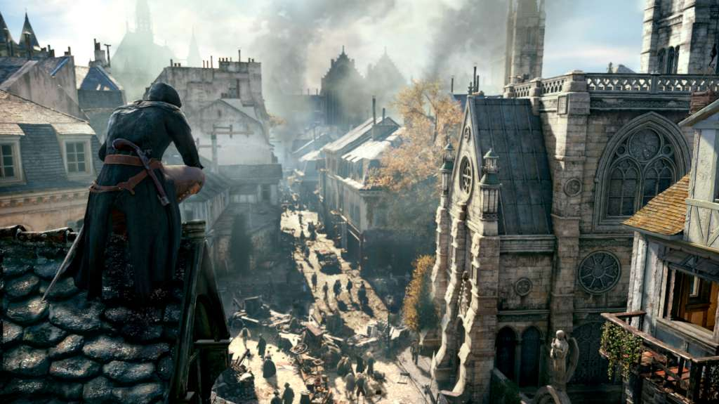 Assassin´s Creed: Unity Xbox One Xbox live CD Key