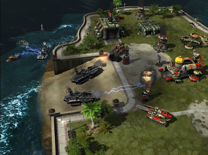 Command and Conquer: Red Alert 3 Origin CD Key