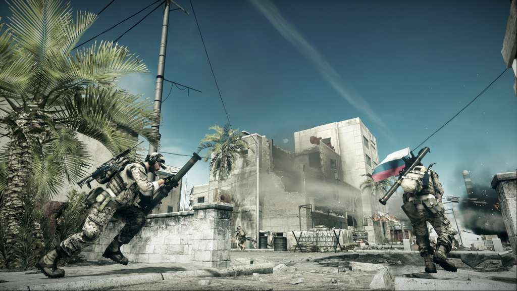 Battlefield 3: Back to Karkand  Origin Key GLOBAL