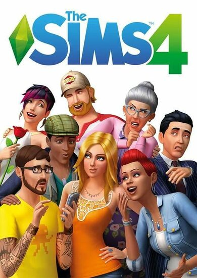 The Sims 4 Origin Key EASTERN EUROPE