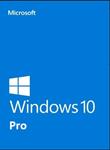 Windows 10 Pro пожизненная розничная и гарантийная