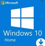 Windows 10 Home 32/64-bit розничная лицензия постоянный