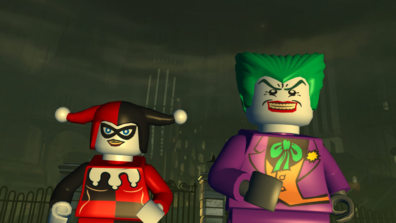 LEGO Batman: The Videogame [Steam\RegionFree\Key]