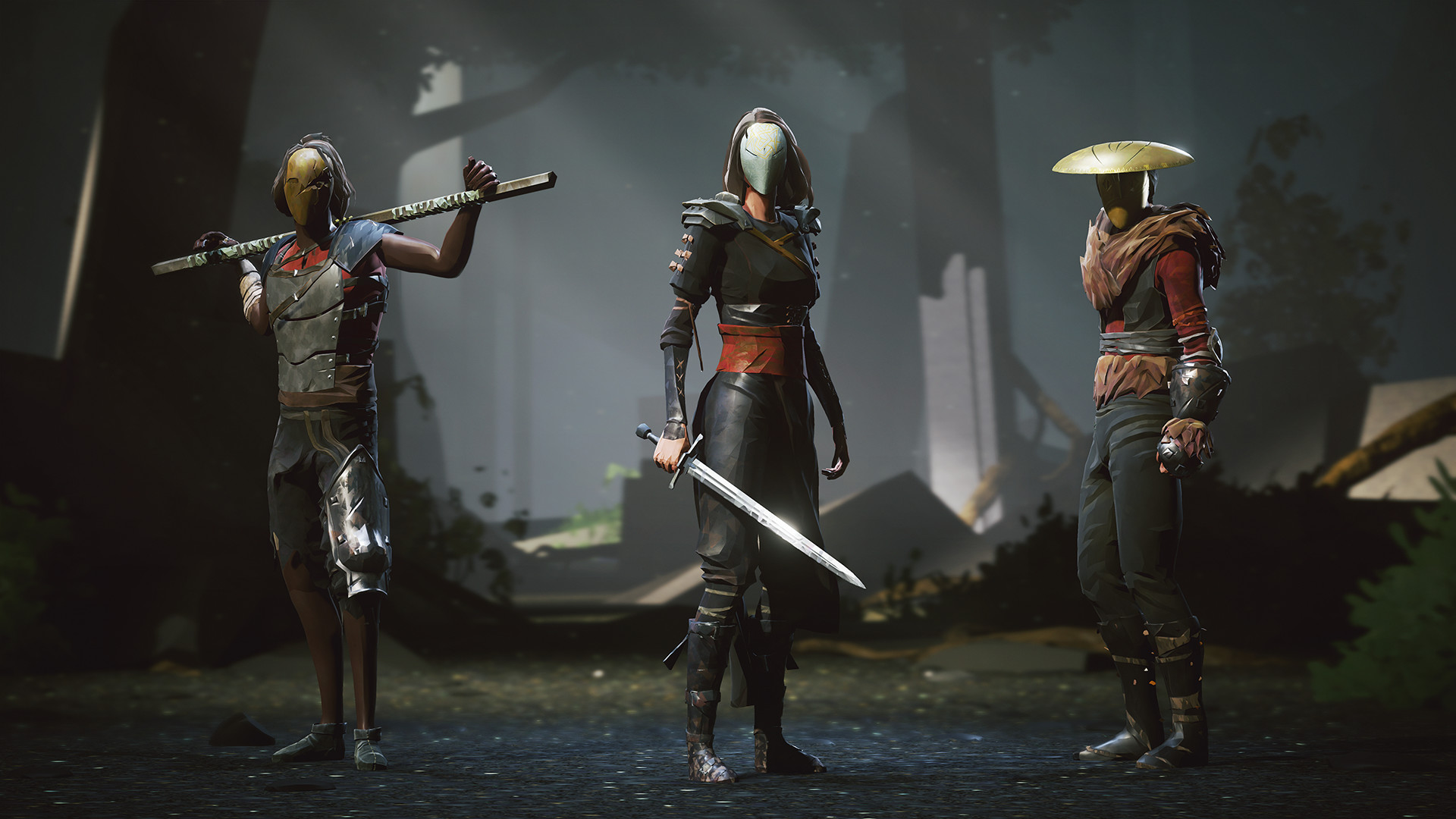 Absolver + Downfall [Steam\RegionFree\Key] + Gift