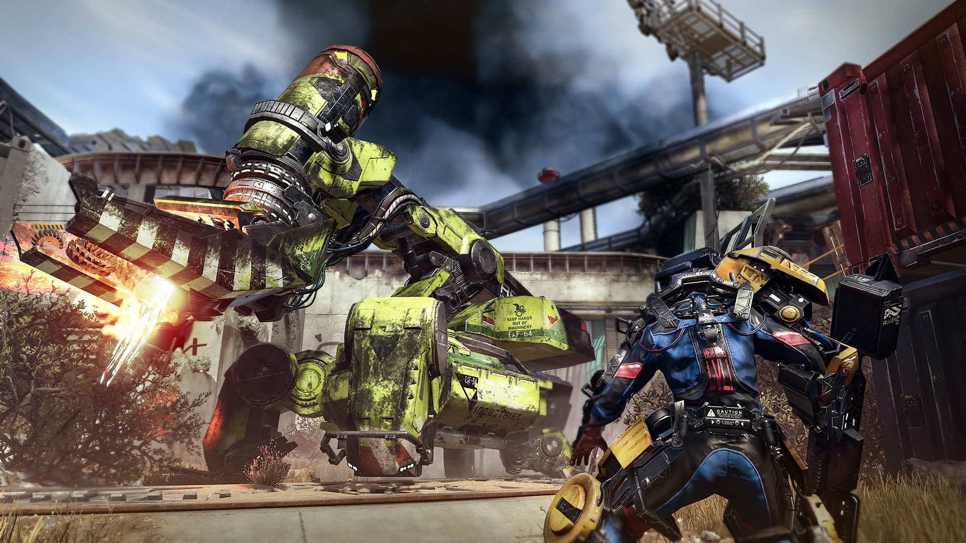 The Surge [Steam\RegionFree\Key] + Gift