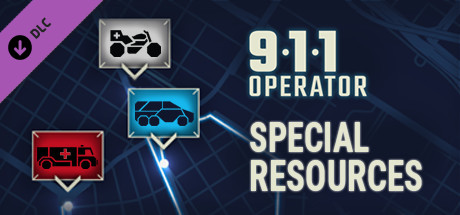 911 Operator + Special Resources DLC [Steam\RegionFree]