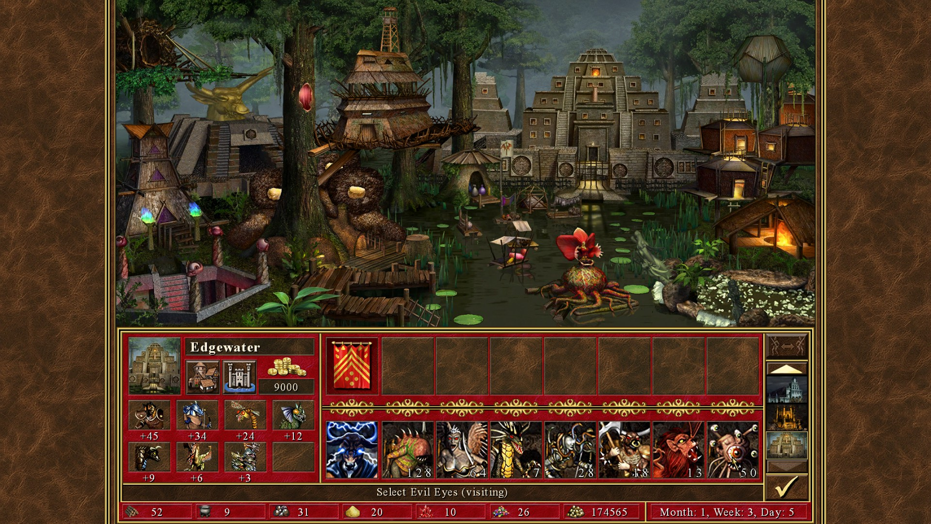 Heroes of Might & (and) Magic III - HD Edition RU\Key]