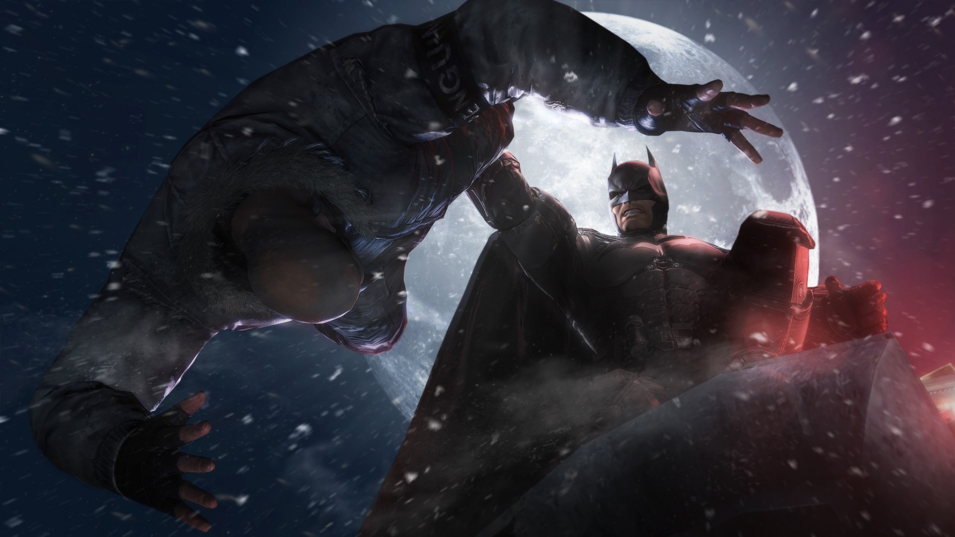 Batman: Arkham Origins [Steam\RegionFree\Key] + Gift