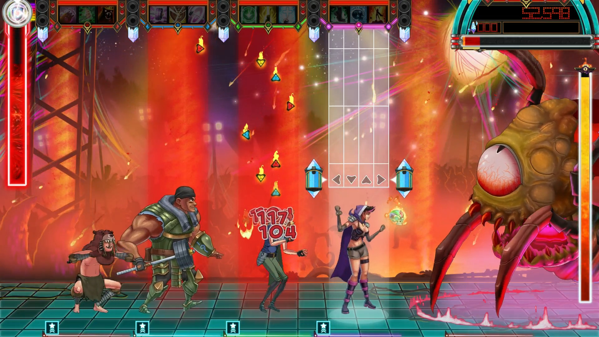 The Metronomicon: Slay The Dance Floor [SteamKey\ROW]