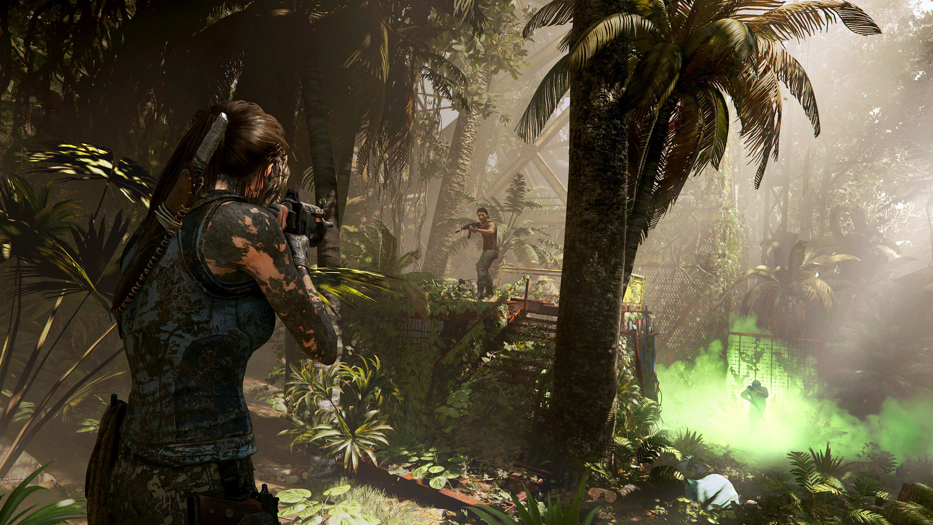 Shadow of the Tomb Raider [Steam\RegionFree\Key]