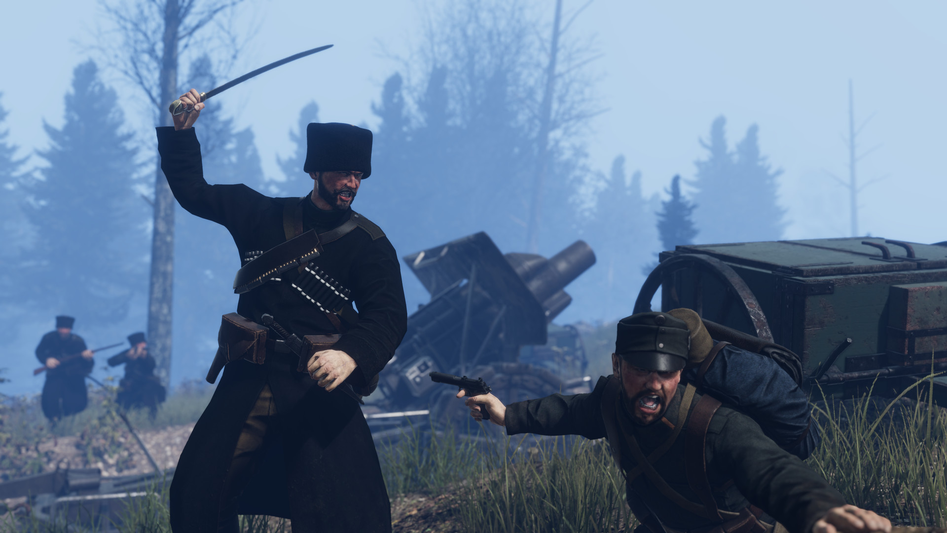Tannenberg [Steam\RegionFree\Key] + Gift