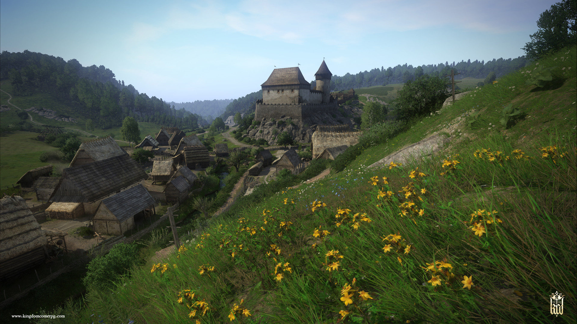 Kingdom Come: Deliverance [Steam\RegionFree\Key]