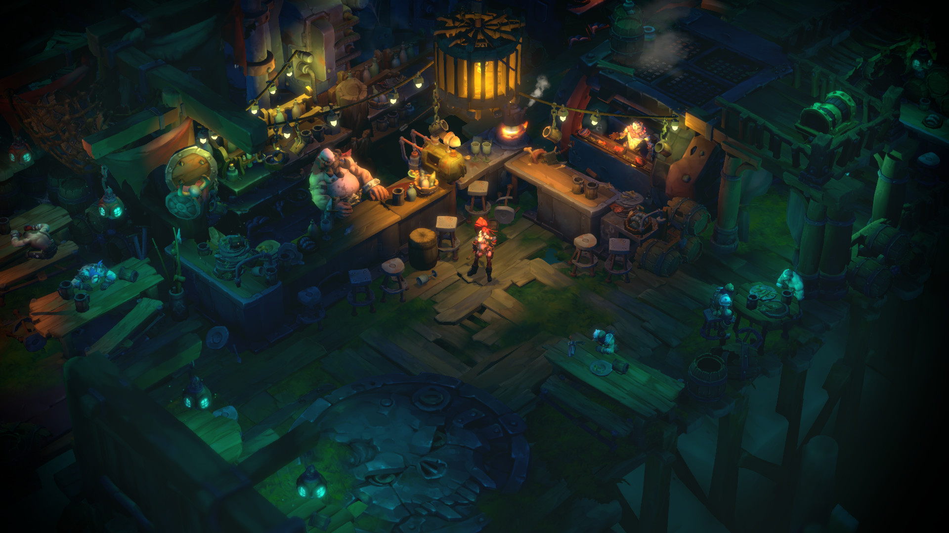 Battle Chasers: Nightwar [Steam\RU+CIS\Key] + Gift