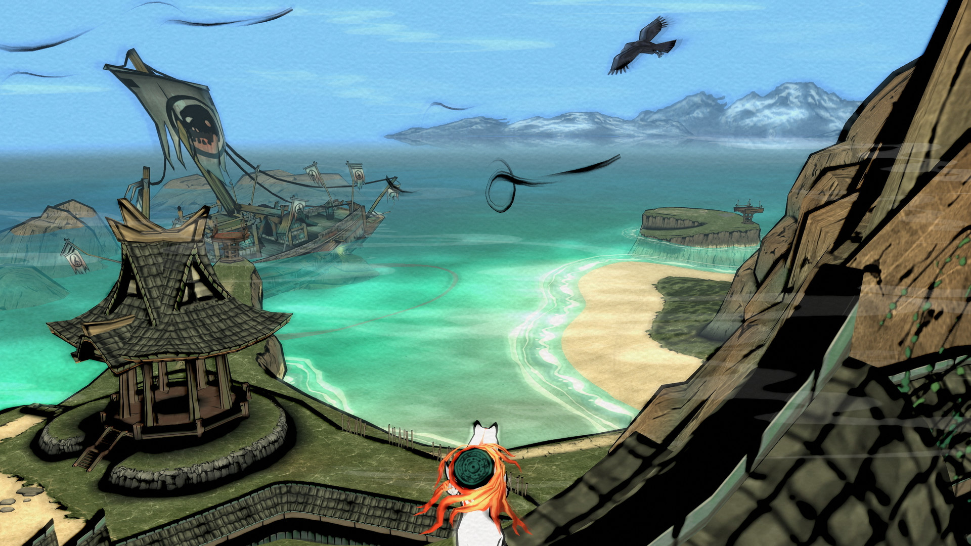 OKAMI HD / 大神 絶景版 [Steam\RegionFree\Key] + Подарок