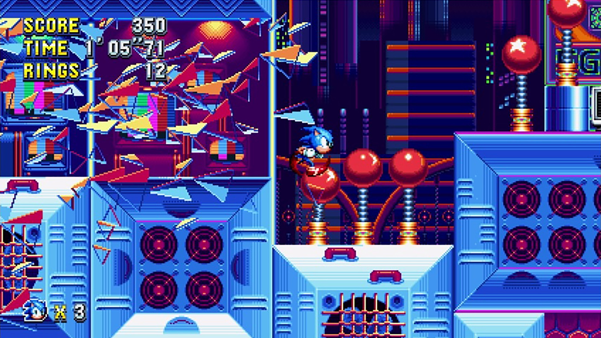 Sonic Mania [Steam\RegionFree\Key] + Gift