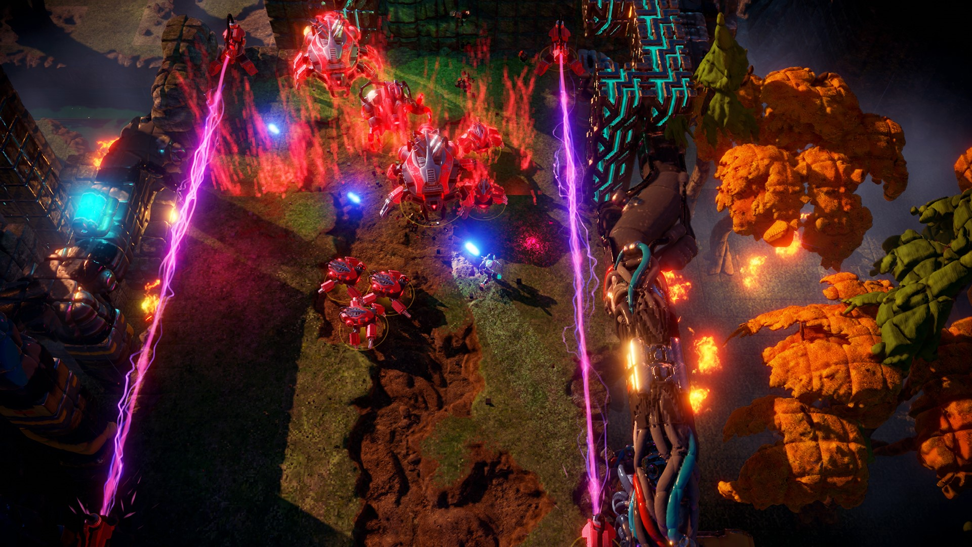 Nex Machina [Steam\RegionFree\Key] + Подарок