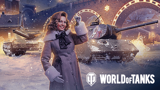Twitch Prime Gaming World of Tanks: Charm Collection