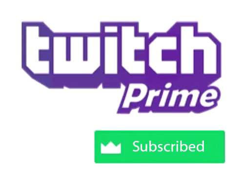 Prime subscribers for Twitch