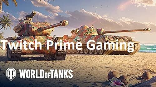 Фотография twitch prime gaming wot: summer vibes