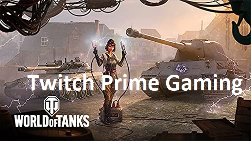 Twitch Prime Gaming WOT: High Voltage