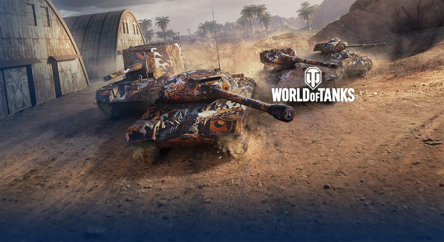 Фотография twitch prime gaming wot: rock out