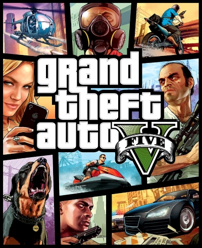 GRAND THEFT AUTO V / EPIC GAMES / GTA 5