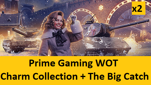 World of Tanks: Charm Collection + The Big Catch