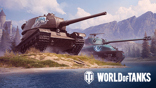 Twitch Prime World of Tanks: The Big Catch