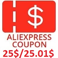 ✅ $25/25.01 ALIEXPRESS COUPON ONLY FOR FRANCE TO 18.04