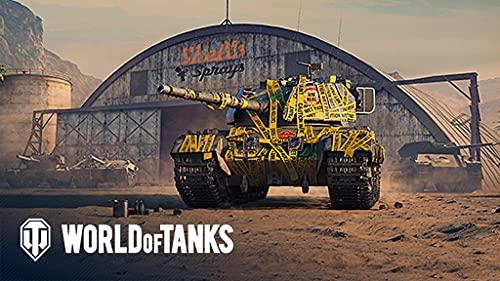 Фотография world of tanks: the silent huntress + fresh look