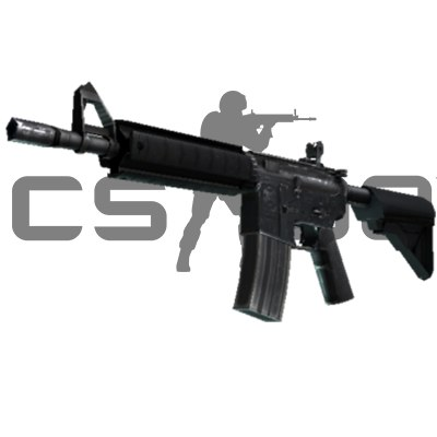 Macro on M4A4 for the game CS: GO | ML ™