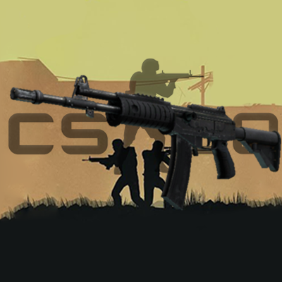 Macro on Galil for the game CS: GO | ML ™