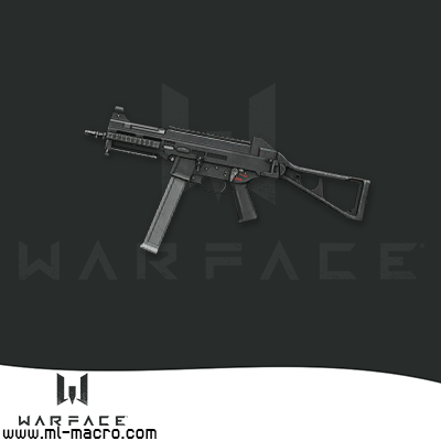 Macro on H & K UMP for WarFace | ML ™ (ЛКМ)