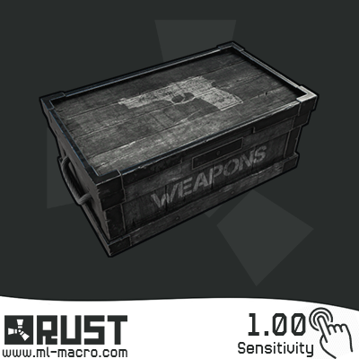 PISTOL PACK MACRO FOR RUST (24th Oct 2019 - Update 217)