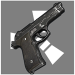 Macro on Beretta M92 Sens 1.0 for game RUST Devblog 198