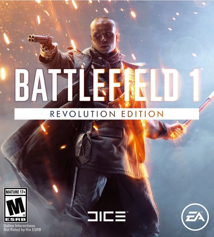 BATTLEFIELD 1 REVOLUTION (Origin/Region Free)+GIFT