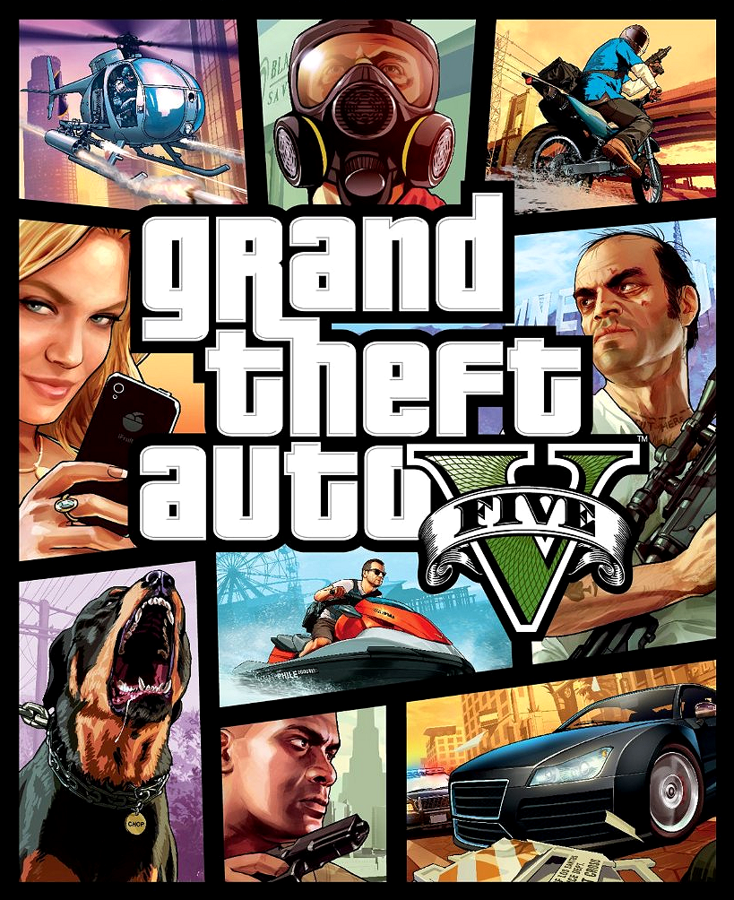 Grand Theft Auto V 5 + CRIMINAL ENTERPRISE  + GIFT