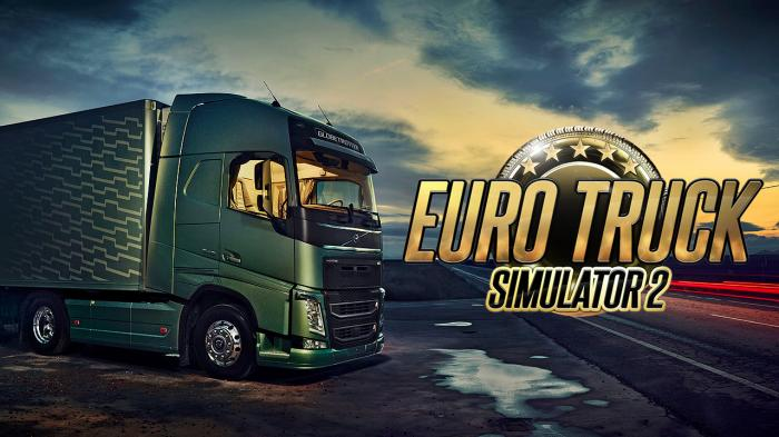 Euro Truck Simulator 2 (STEAM)+GIFT