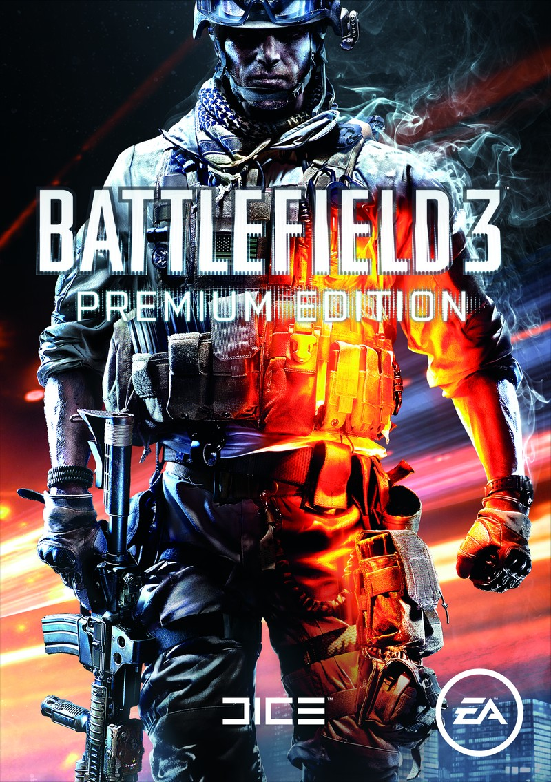 battlefield 3 premium edition (region free) + podarok 594 rur
