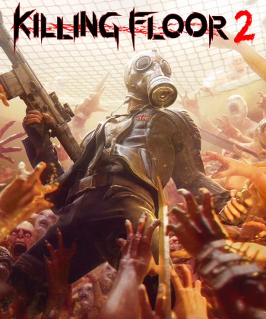 Killing Floor 2 (Steam/Region Free) + GIFT