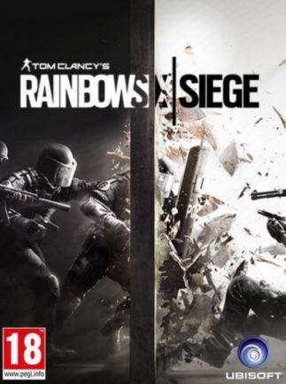 tom clancys rainbow six: osada/siege (uplay) + podarok 273 rur