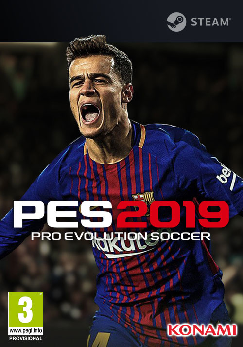 PRO EVOLUTION SOCCER 2019 PES (STEAM)+GIFT