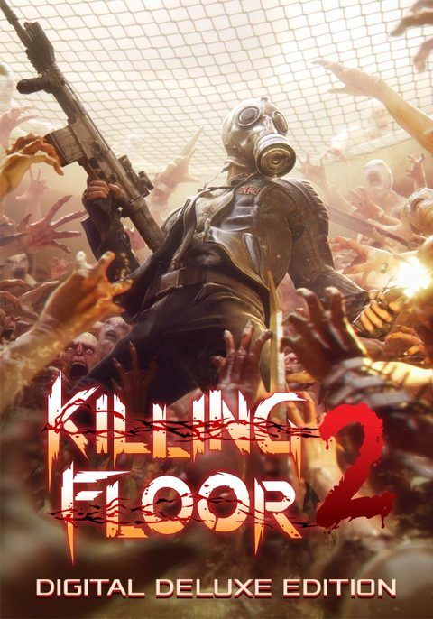 Killing Floor 2 Digital Deluxe (Steam/RegFree)+ GIFT