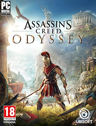 ASSASSINS CREED ODYSSEY  (UPLAY) + GIFT